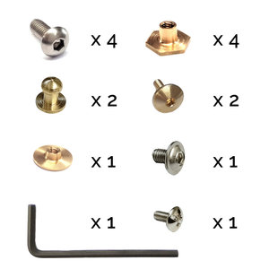 EXPLORA FULL SCREWS PACK